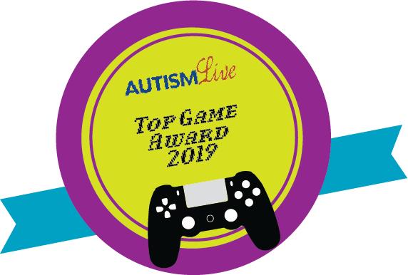 award for awkward moment: top game 2019 award at austim live