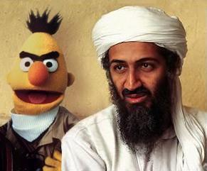 Bert Is Evil (with Osama Bin Ladin)