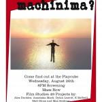 machinima 2009 show
