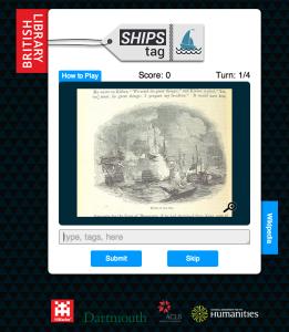 Ships Tag