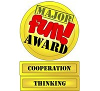 ZOMBIEPOX's Major Fun award